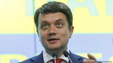 """Разумков рассказал, зачем Украине """"нужен"""" русский язык  - фото 1"""