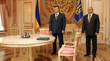 Янукович и Злочевский - фото 1