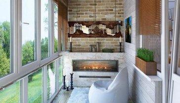 Этапы  качественного преображения балкона: как сделать его комфортным и теплым - фото 1