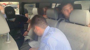 СБУшники задержали очередного взяточника - фото 1