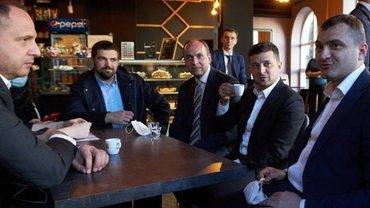 Зеленского не могут оштрафовать за нарушение карантина - фото 1