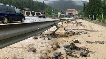 Потопы на Прикарпатье угрожают всей инфраструктуре - фото 1