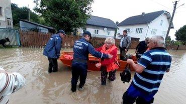 Потоп на Прикарпатье: Прокуратура нашла виновных - фото 1