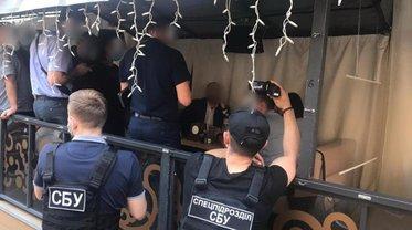 Губернатор Кировоградской области задержан  - фото 1