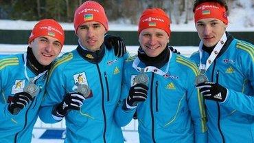Украинские спортсмены стали чемпионами Евро-2015 по биатлону - фото 1