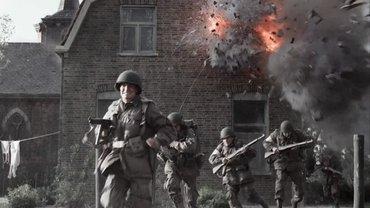 Братья по оружие - эпичный сериал про войну - фото 1