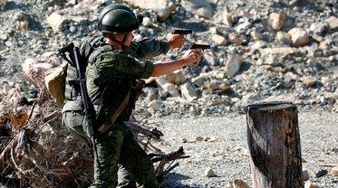 Российских террористов готовят к войне - фото 1