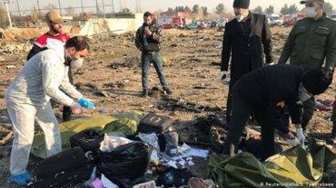 """Иран отправил во Францию """"черные ящики"""" МАУ – заявление - фото 1"""