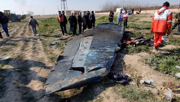Бортовые самописцы рейса PS752 уже привезли во Францию - фото 1