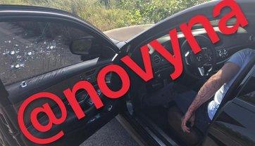 """От полученных ранений водитель """"Мерседеса"""" скончался на месте - фото 1"""