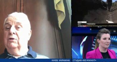 Кравчук пригласил Скабееву в Киев: Что происходит? - фото 1