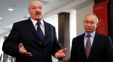 Лукашенко пожаловался Путину на протесты в Беларуси - фото 1