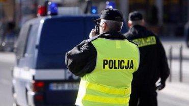 Польские копы за день дважды задержали беглых украинцев - фото 1