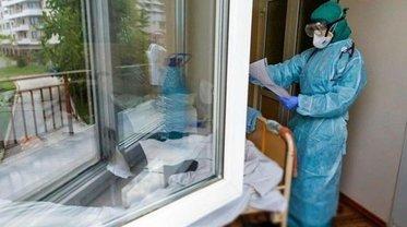 В Украине больше нет свободных больниц первой волны COVID-19 - фото 1