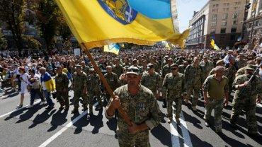 В Киеве прошел марш ветеранов - ФОТО  - фото 1
