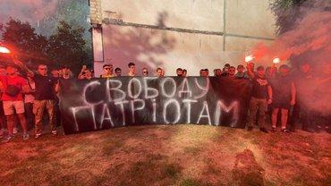 Свободные радикалы протестуют против ареста несвободных - фото 1