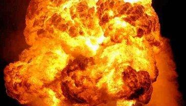 В Киеве взорвалась автоцистерна, один человек погиб - фото 1