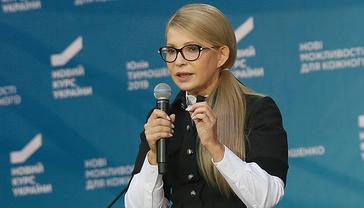 Тимошенко коронавирус не взял - фото 1
