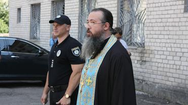 """Хижняков шесть лет назад читал проповеди боевикам """"ДНР"""" - фото 1"""