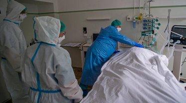 В Украине - очередной антикоронавирусный рекорд - фото 1