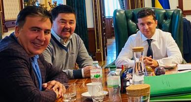 Богатый казах поможет Зеленскому реформировать Украину - фото 1