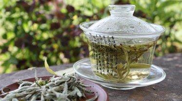 Экзотический белый чай - фото 1