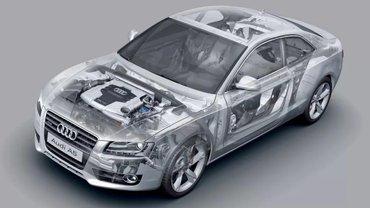 Запчасти для автомобилей марки Audi: какие нужны и какими они бывают - фото 1