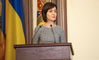 Майя Санду - друг Украины - фото 1