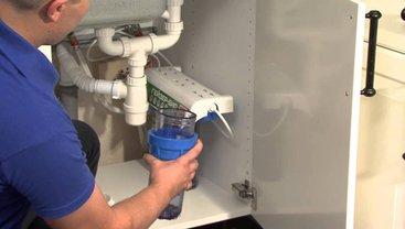 Картриджи для систем проточной очистки воды: особенности выбора оборудования - фото 1