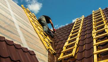 Этапы монтажа крыши - фото 1