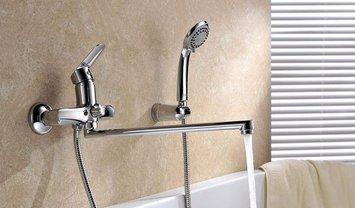 Как выбрать смеситель для ванной комнаты: критерии - фото 1