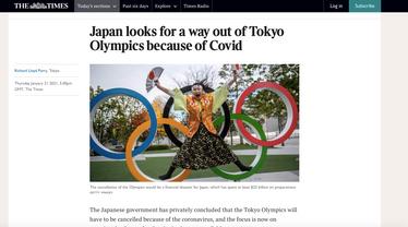 Японія втрачає Олімпіаду й обличчя - фото 1
