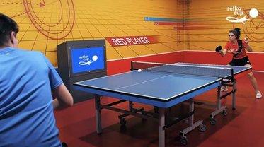 Фанаты настольного тенниса могут болеть за любимых игроков благодаря SETKA CUP - фото 1