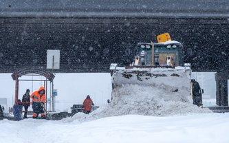 Сніг відмінив уроки - фото 1