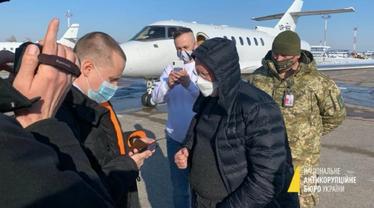 Топменеджера Коломойського затримали в аеропорту - фото 1