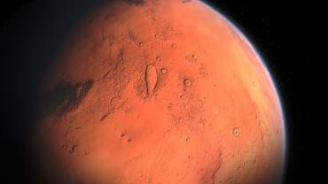 Червона планета відкриває свої таємниці - фото 1