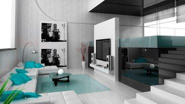 Як правильно обрати дизайн інтер'єру дворівневої квартири? - фото 1