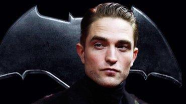 Роберт Паттінсон - новий Бетмен - фото 1