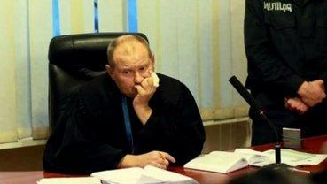 Суддя Чаус вийшов на зв'язок - фото 1