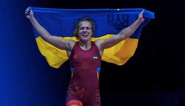 Борчиня Алла Черкасова здобуває для України бронзову нагороду - фото 1