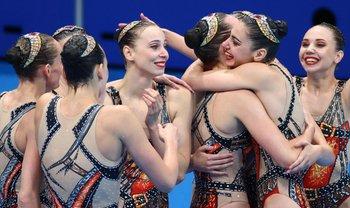Україна завоювала другу бронзу Олімпіади в артистичному плаванні - фото 1