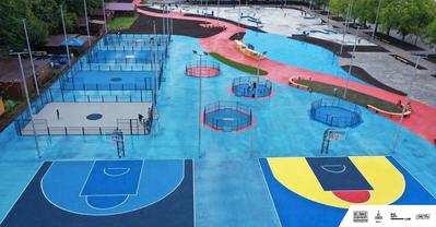 Урбан-парк на ВДНГ запрошує всіх охочих - фото 1