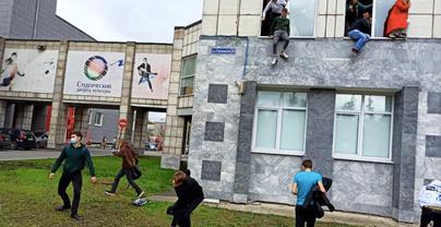 В Росії черговий колумбайнер влаштував бійню - фото 1
