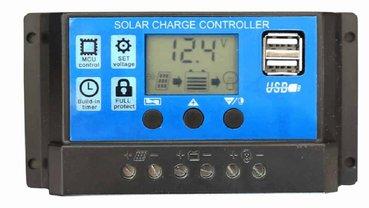 Контроллеры заряда аккумулятора: функции и виды - фото 1