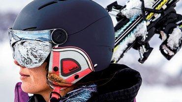 Как выбрать горнолыжный шлем - фото 1
