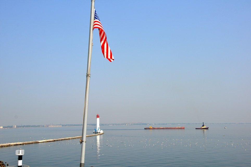 В Одессе завершились украинско-американские учения Sea Breeze - фото 6715