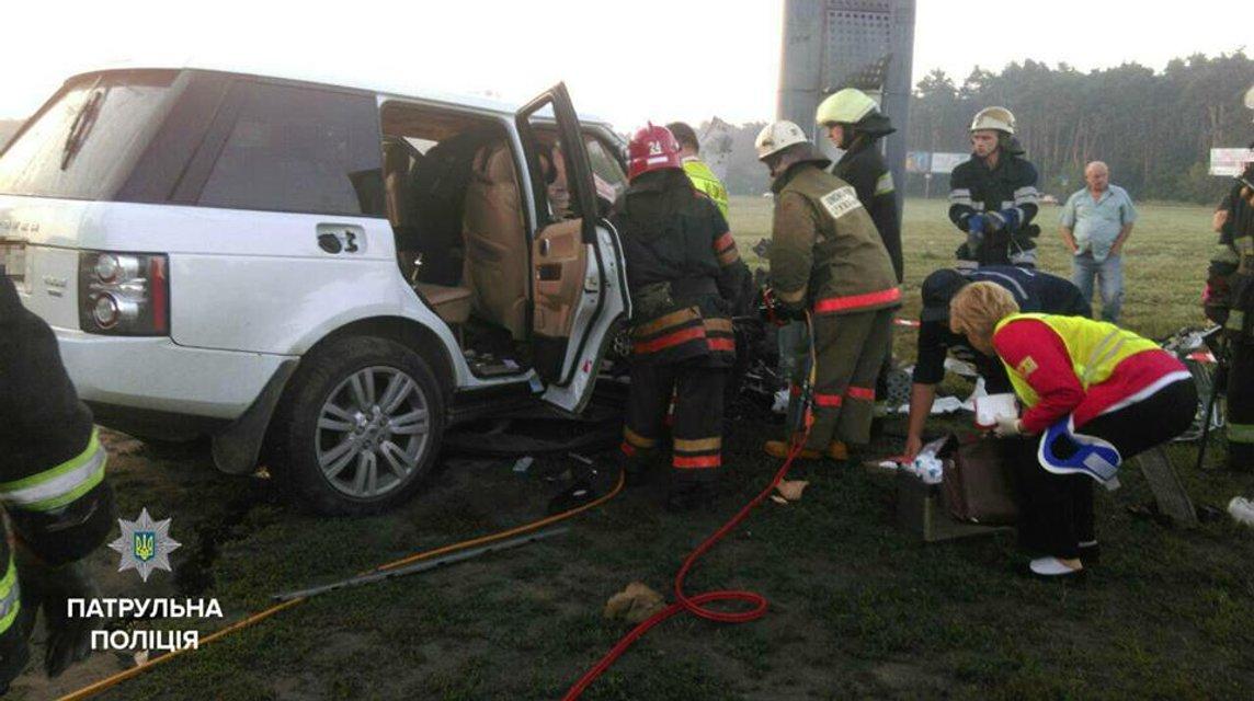 В результате ДТП с пьяным водителем иномарки пострадало 4 человека - фото 9453