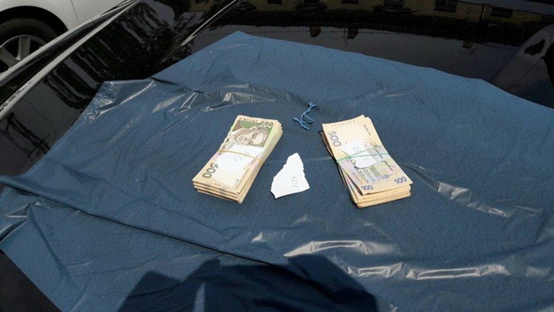 В Николаеве на взяточничестве поймали замначальника Фискальной службы области - фото 9845