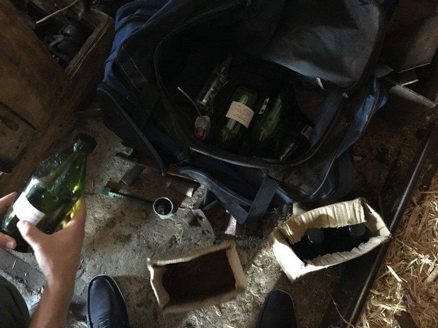 В Киеве задержали нацгвардейца во время продажи наркотиков - фото 7980