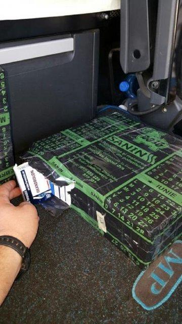 В Румынию контрабандой хотели вывезти лекарств на 670 тыс гривен - фото 9530